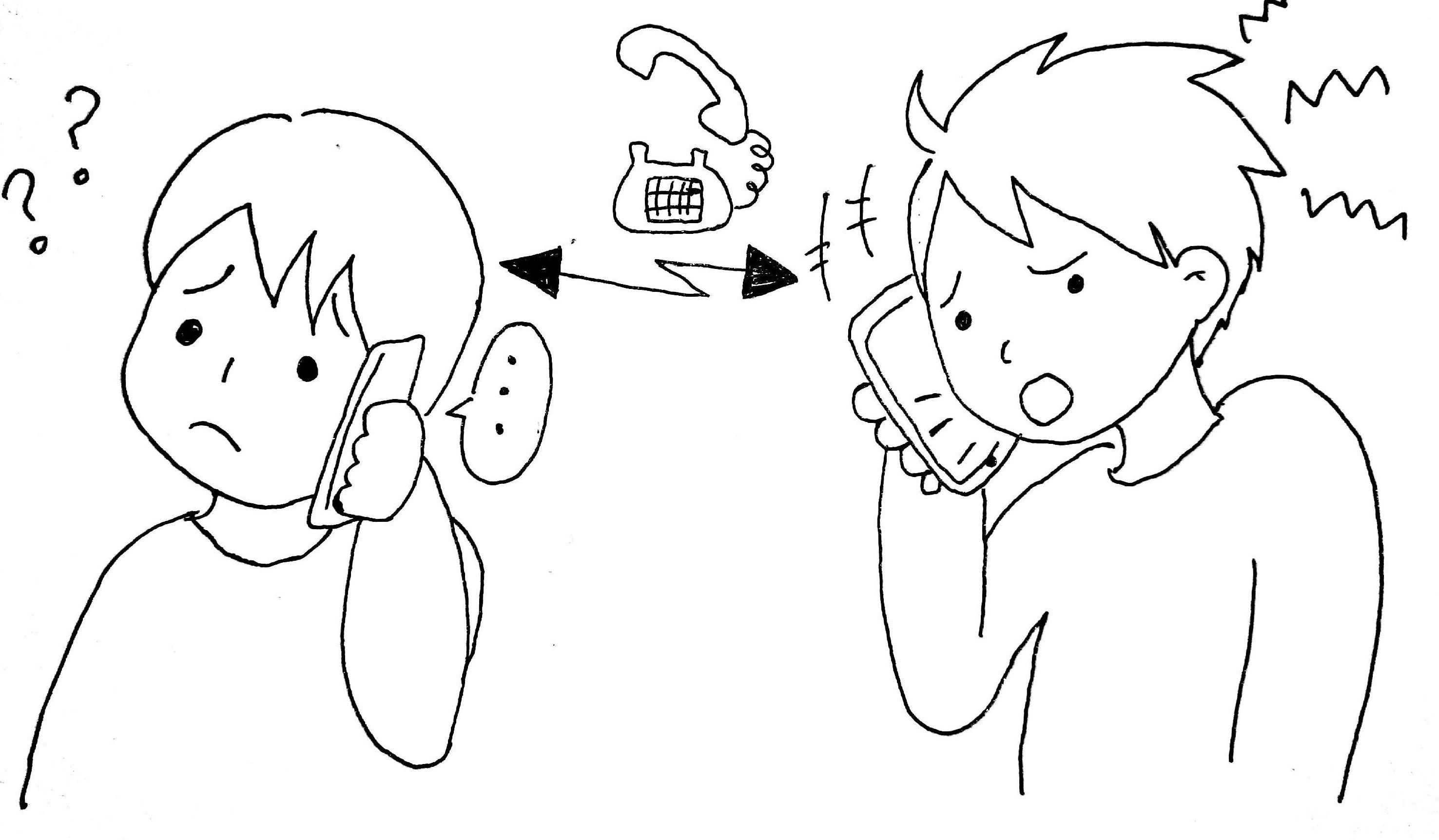 【通話の不具合】自分の声が相手に届かない不具合!効果的な対処法を紹介!【android】