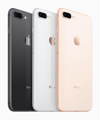 iPhone8Plusの特徴・スペック・デザインをまとめてみた!