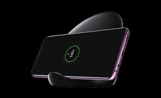 Galaxy S9 SCV38 ワイヤレス充電