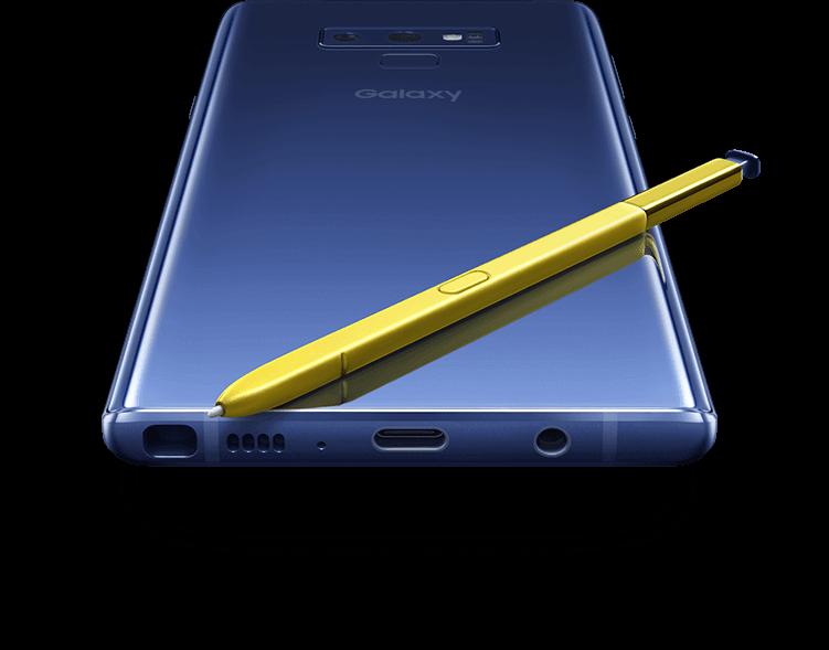 Galaxy Note9 ペン