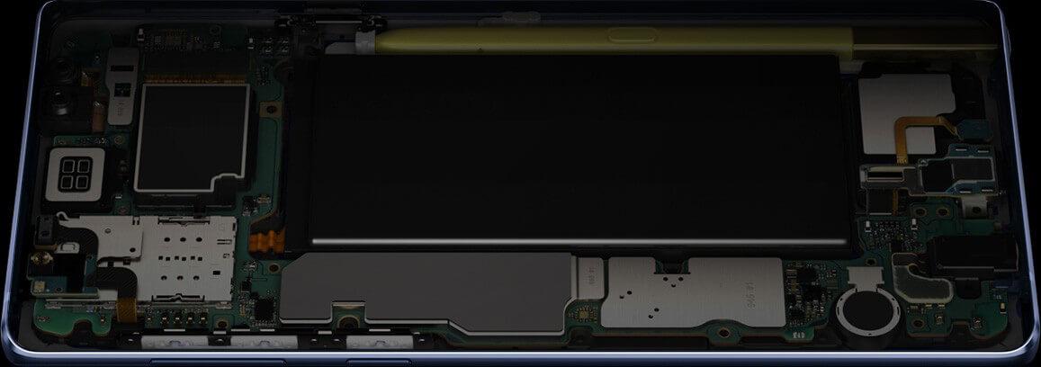 Galaxy Note9 カーボン