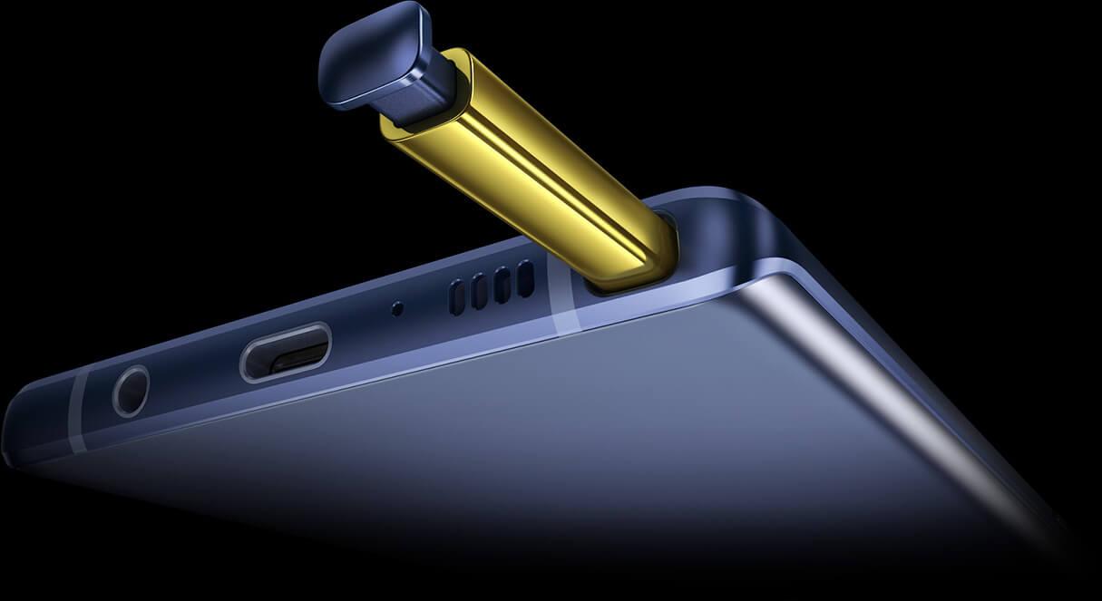 Galaxy Note9 ペン1