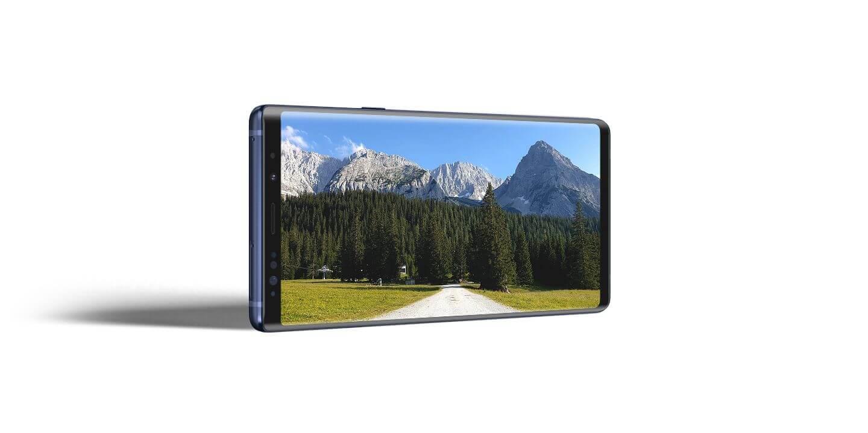 Galaxy Note9 画面