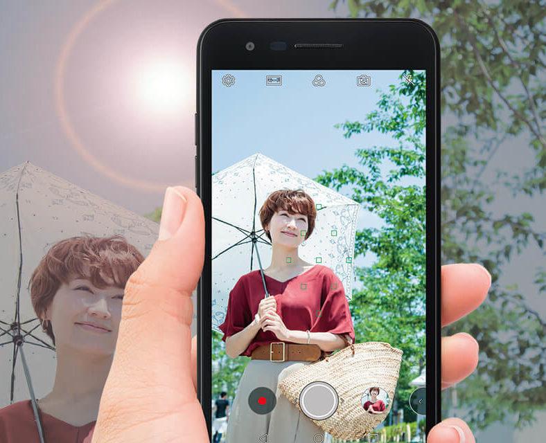 LG it カメラ撮影1
