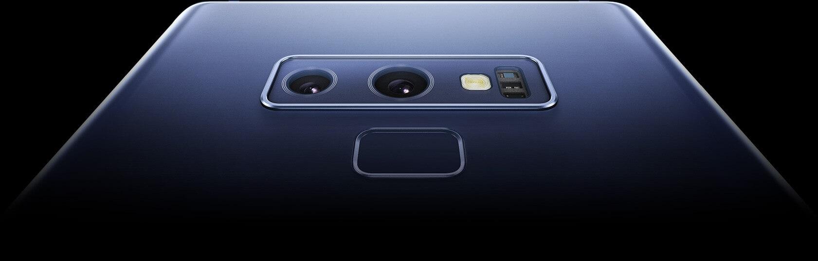 Galaxy Note9 背面