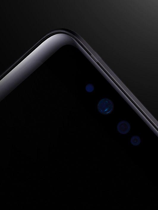 Galaxy Note9 infinity ディスプレイ